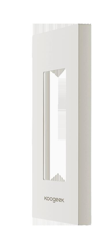 Two Gang Wi-Fi Enabled Smart Light Switch - Koogeek com